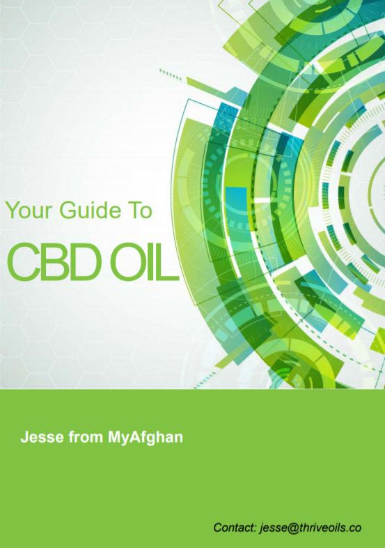 Free CBD eBook